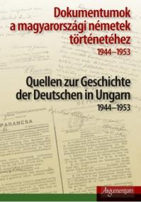 Tóth Ágnes szerkesztésében megjelent a Dokumentumok a magyarországi németek történetéhez 1944-1953 c. kétnyelvű dokumentumkötet