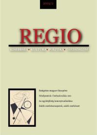 Megjelent a REGIO 2019/2. száma