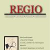 MEGJELENT A REGIO 2017. ÉVI 1. SZÁMA