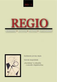 Megjelent a REGIO 2021/2. száma