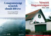 Könyvbemutató a magyarországi németek történetéről