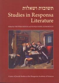 Teshuvot U-Sheelot: Studies in Responsa Literature