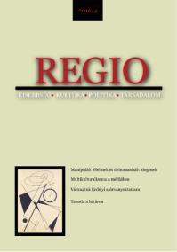 MEGJELENT A REGIO 2016. ÉVI 3. SZÁMA